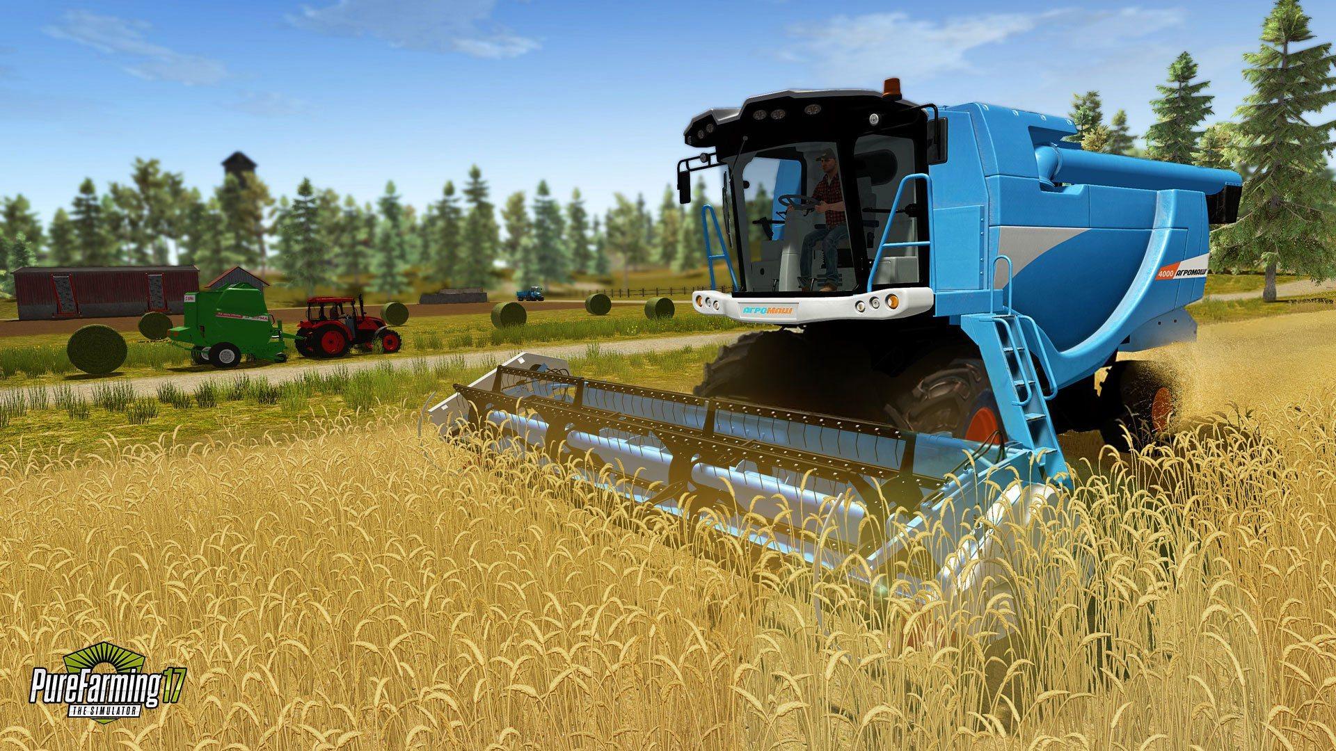 V Pure Farming 17 zemědělcem na čtyřech kontinentech s odlišnými plodinami 129524