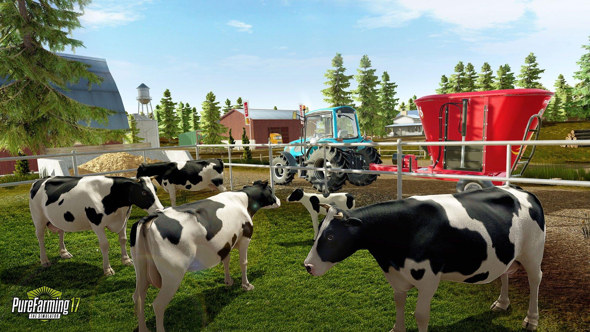 V Pure Farming 17 zemědělcem na čtyřech kontinentech s odlišnými plodinami 129526