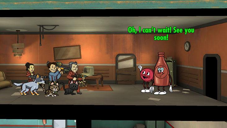 Propagační materiály přídavku Nuka-World pro Fallout 4 jsou čím dál praštěnější 129529