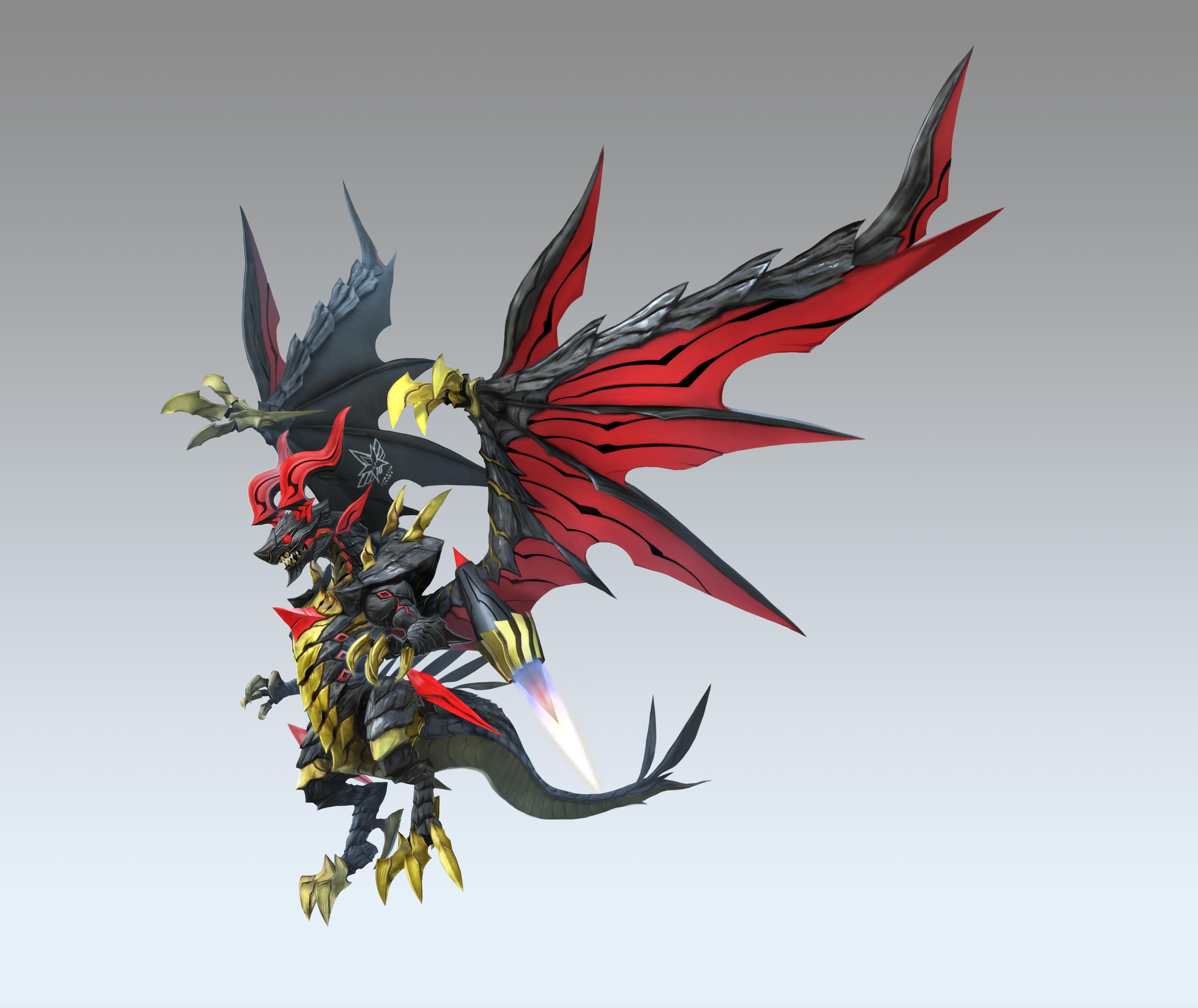 Záplava screenshotů z World of Final Fantasy 129535