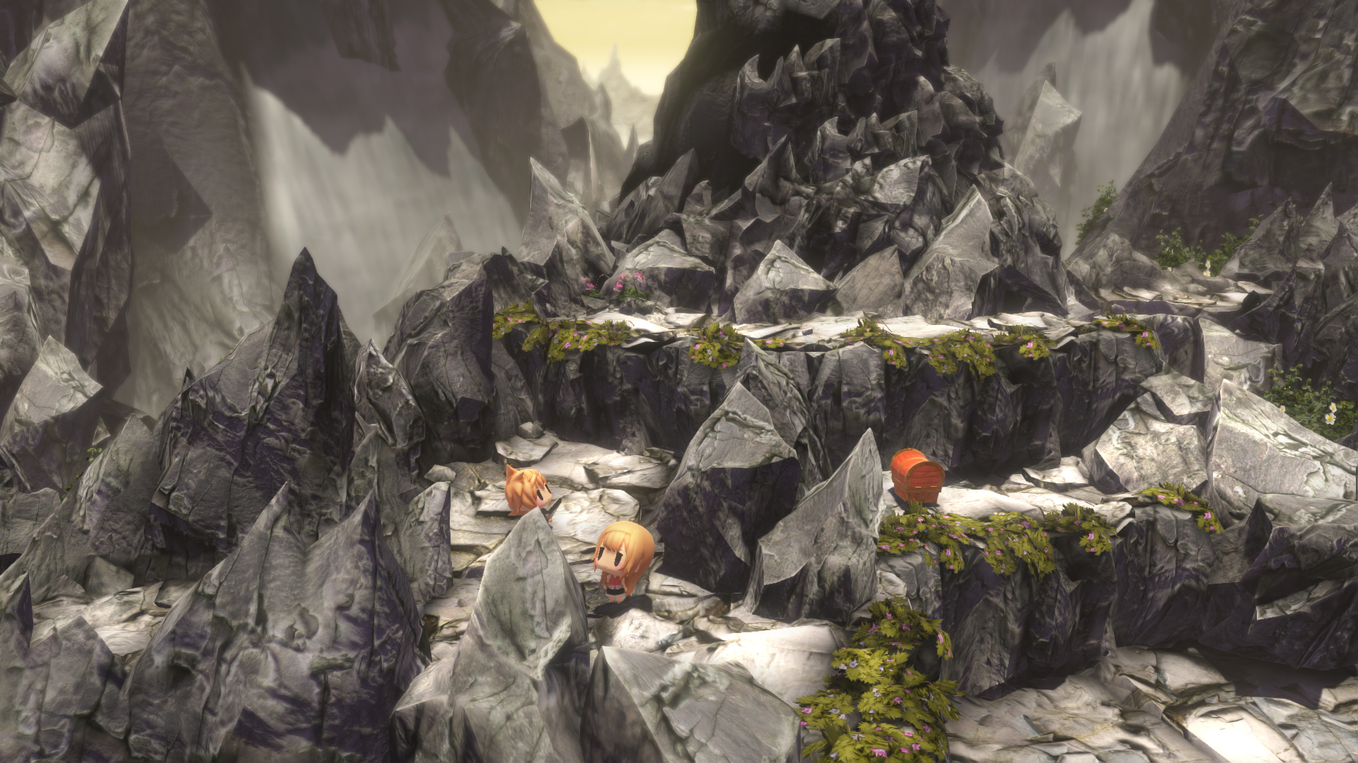 Záplava screenshotů z World of Final Fantasy 129551