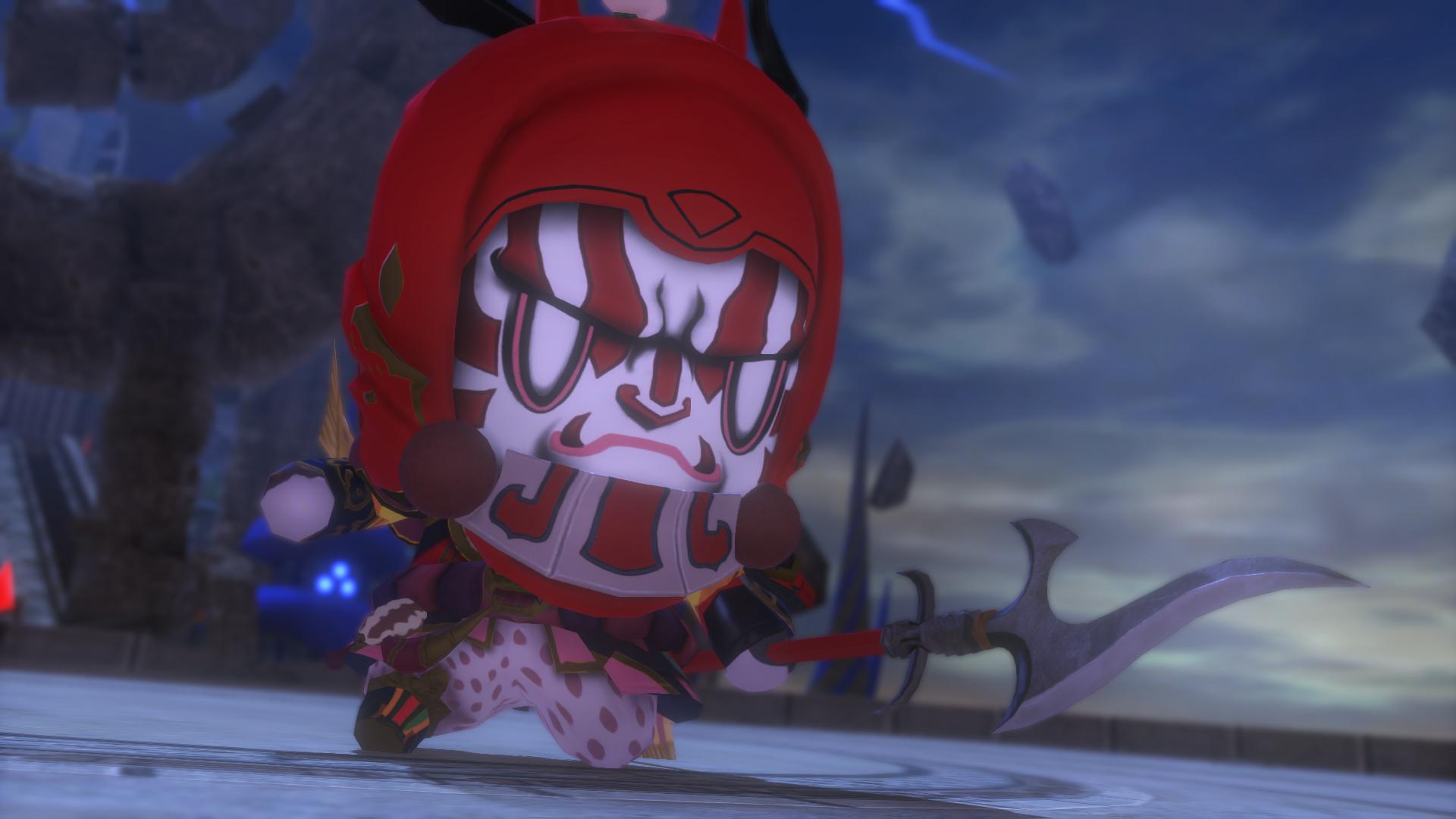 Záplava screenshotů z World of Final Fantasy 129553