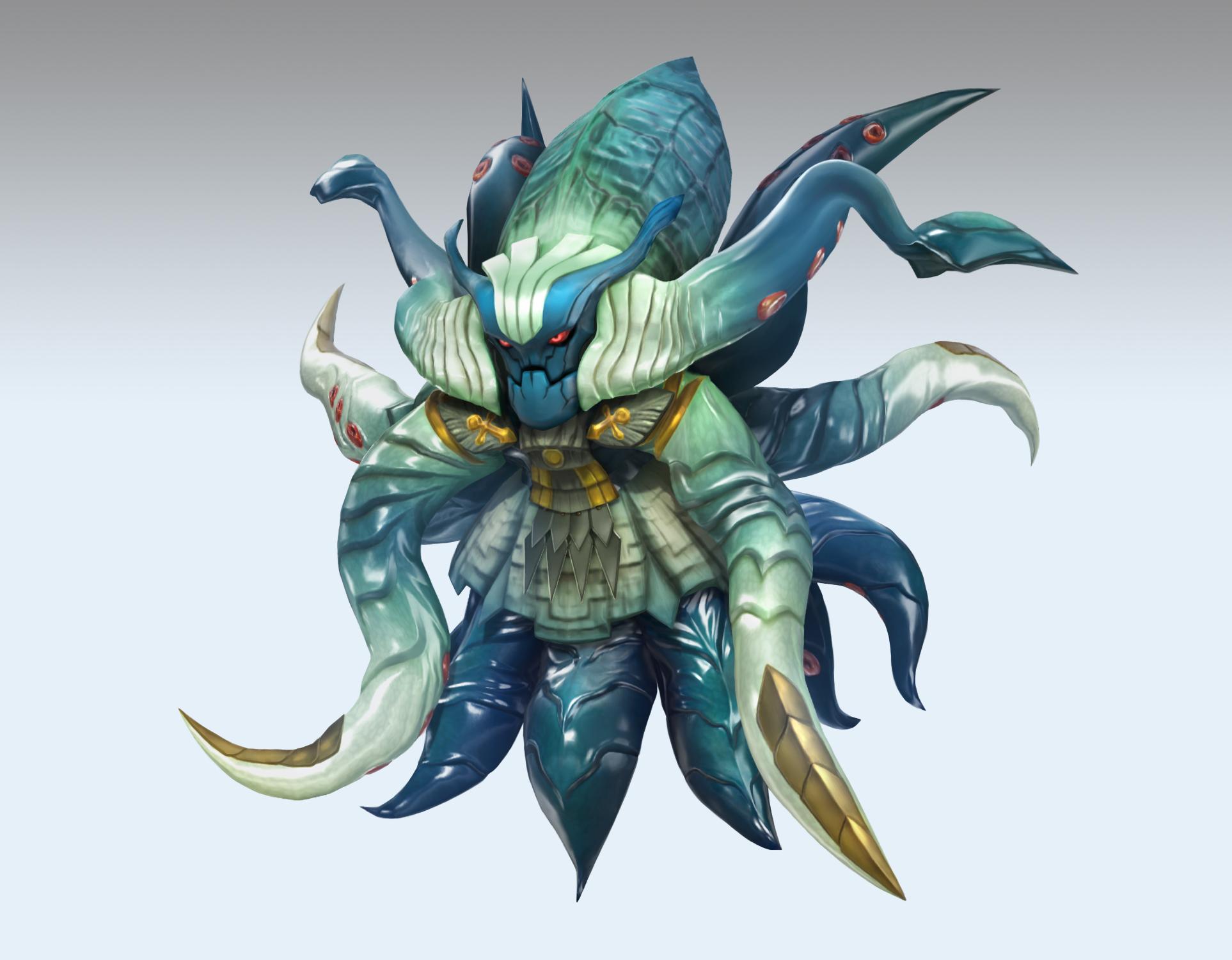 Záplava screenshotů z World of Final Fantasy 129555