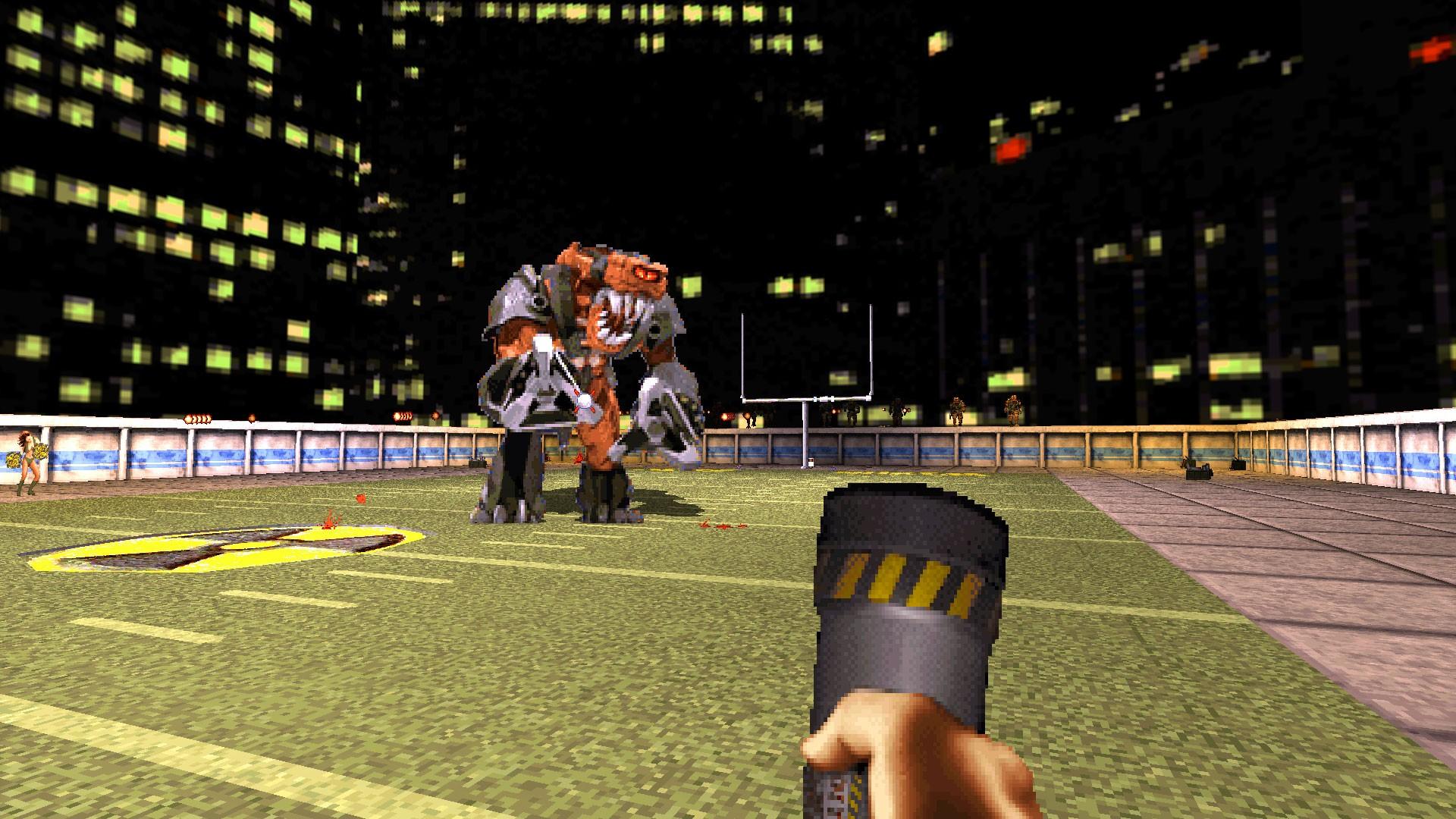 Gearbox láká na nový Duke Nukem. Tedy napůl 129574
