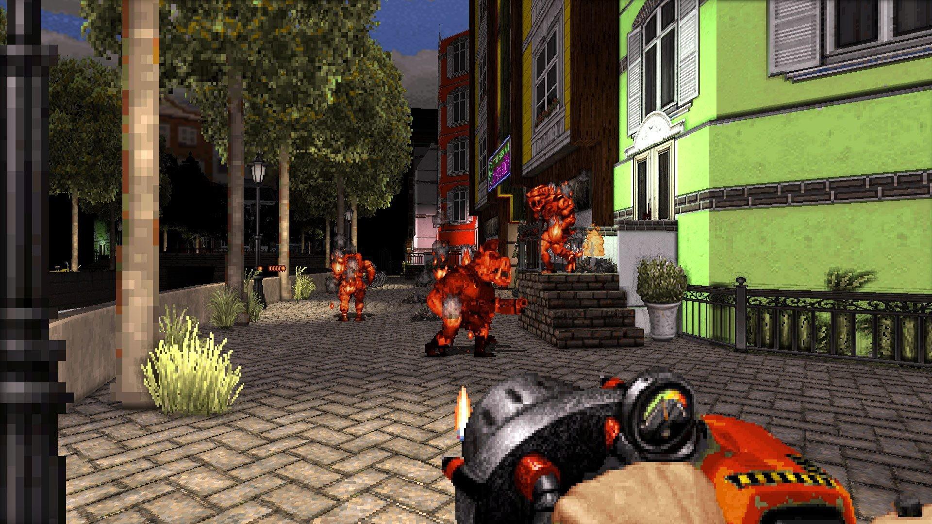 Gearbox láká na nový Duke Nukem. Tedy napůl 129578