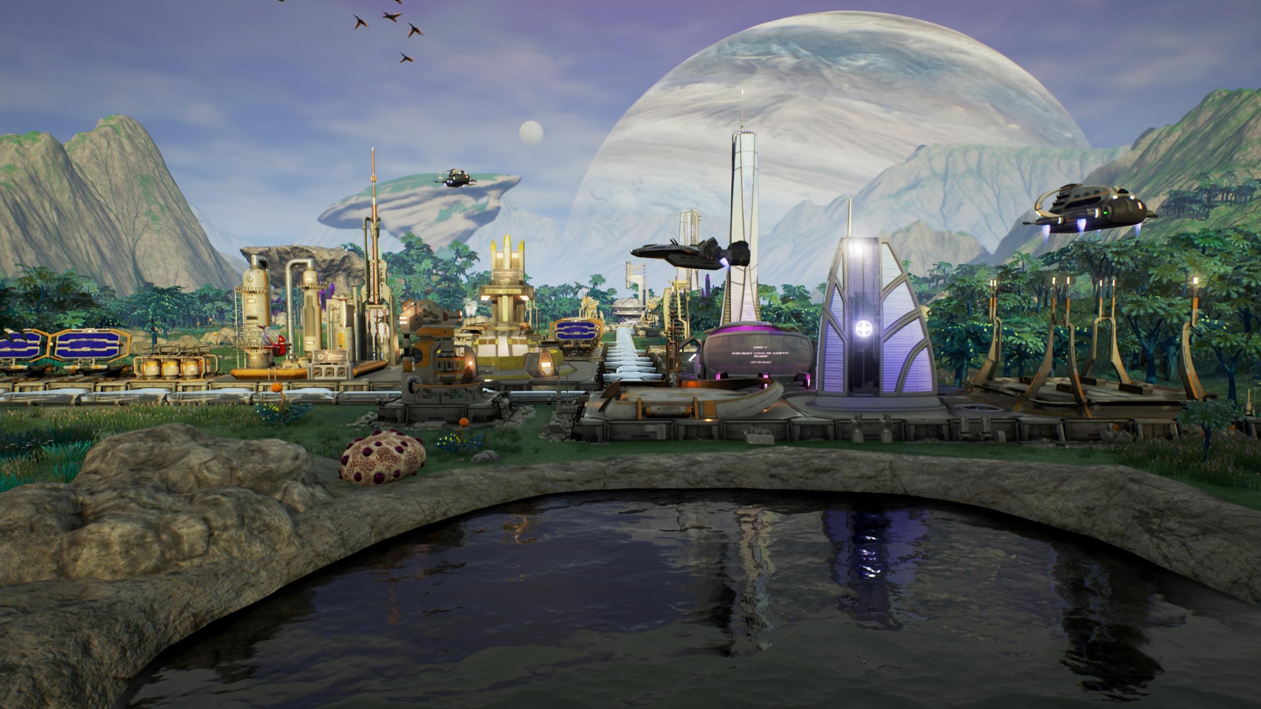 Budovatelská strategie Aven Colony vás vezme na cestu za kolonizací lidské rasy 129583