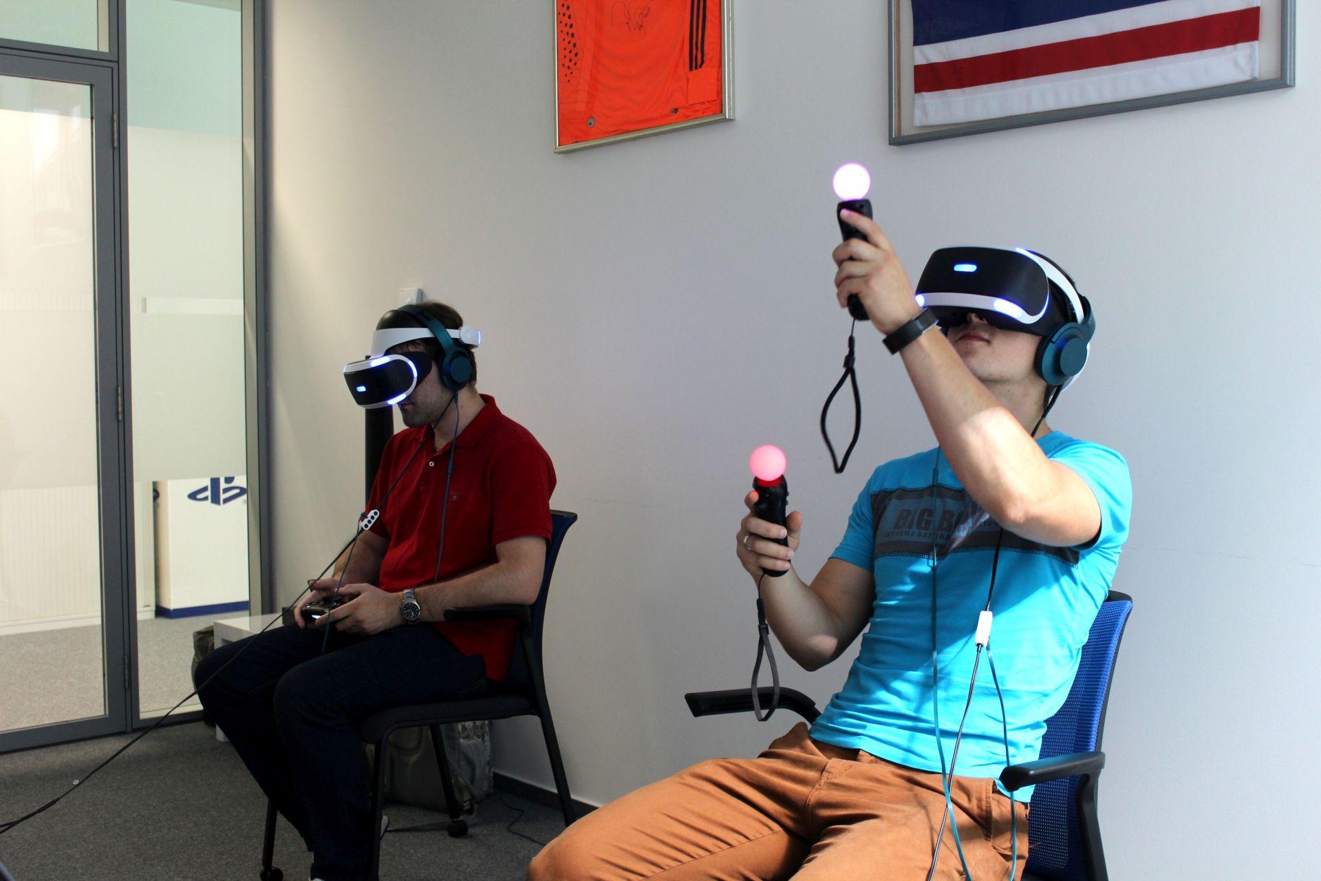 Ve dvou jsme otestovali PlayStation VR 129669