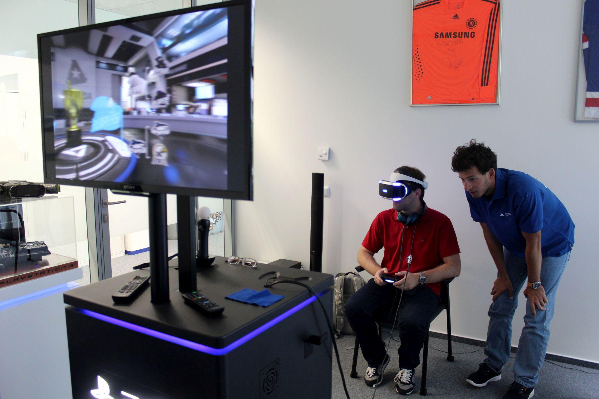 Ve dvou jsme otestovali PlayStation VR 129670