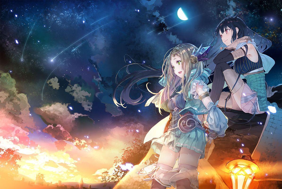 Atelier Firis, Nights of Azure 2 a další míří na západ 129756