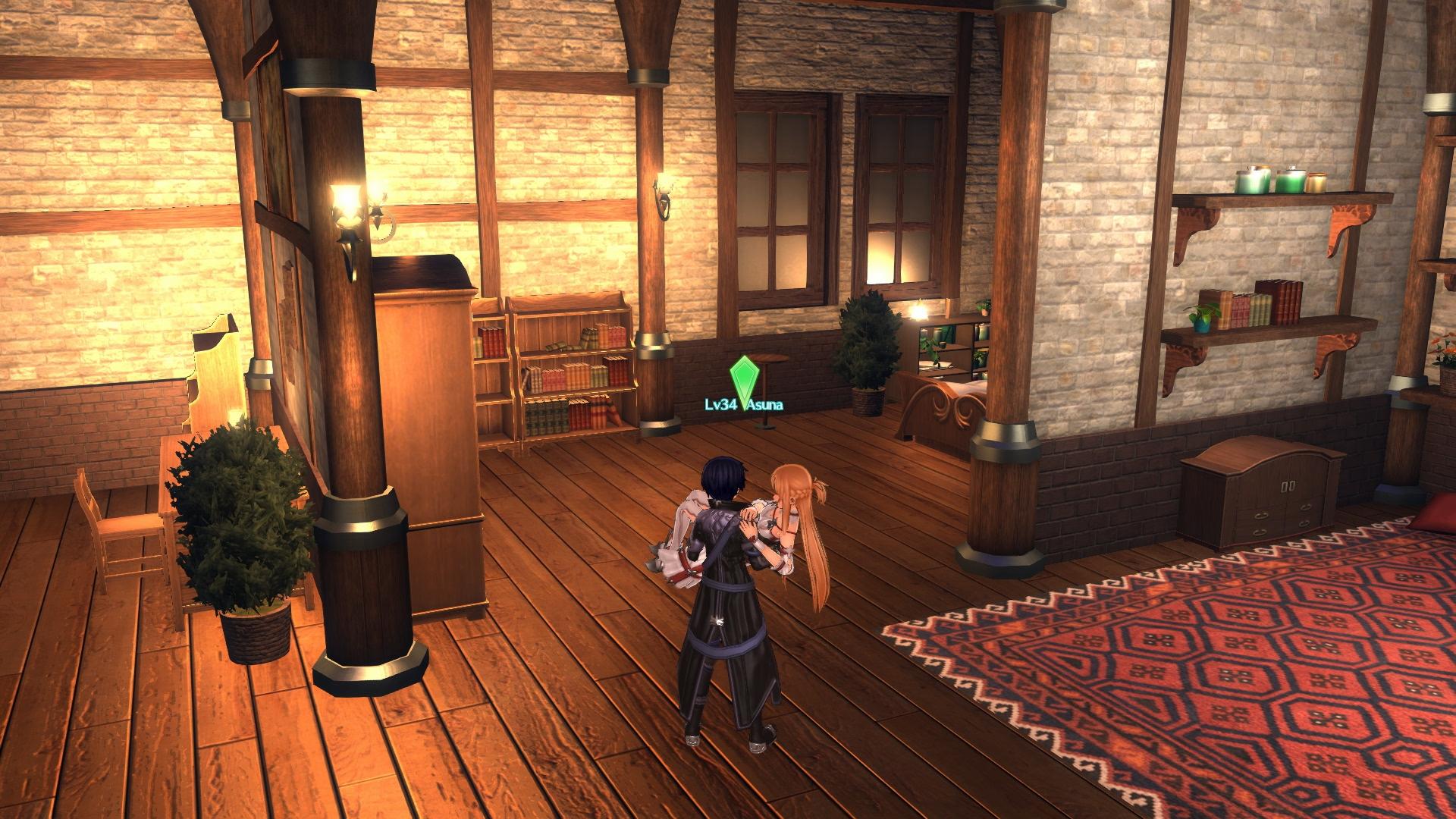 Sword Art Online: Hollow Realization u nás vychází 8. listopadu 129798