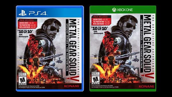 13. října vyjde Metal Gear Solid V: The Definitive Experience 129816