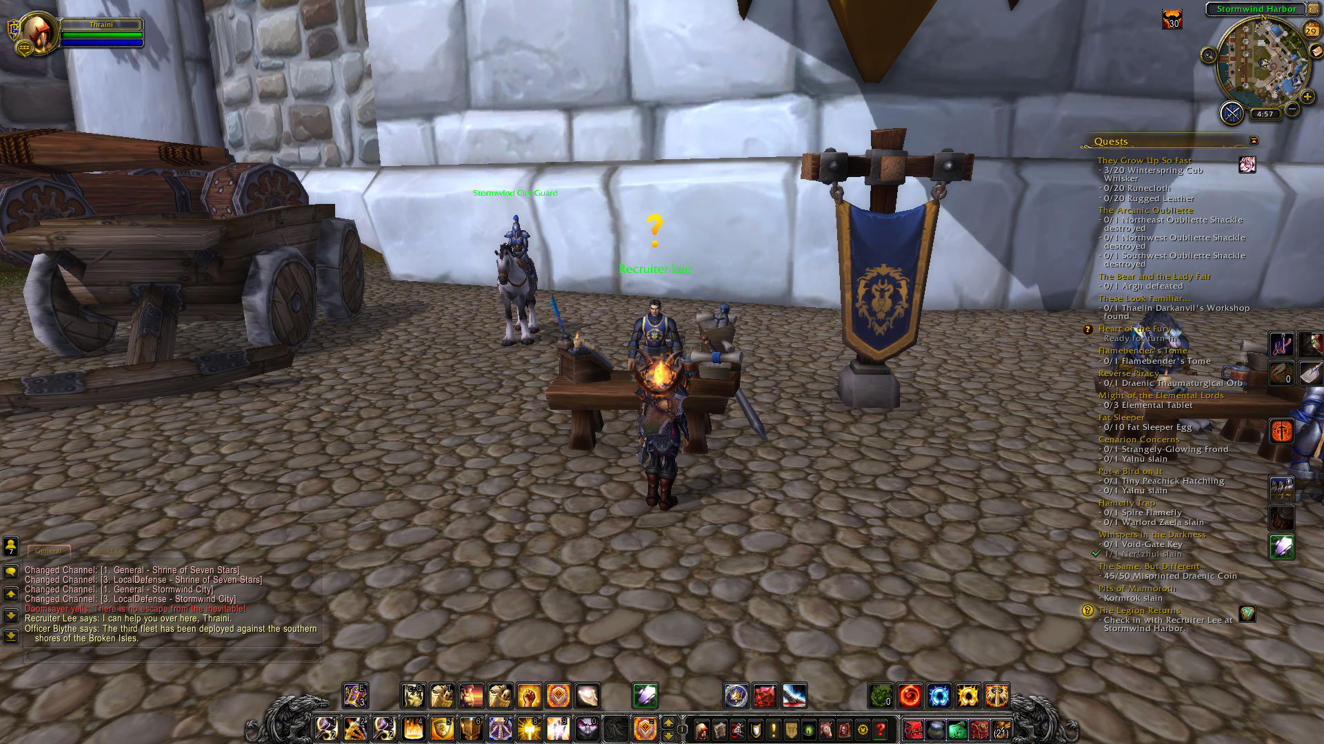 World of Warcraft: Legion fotoseriál - Plamenná legie přichází 129819