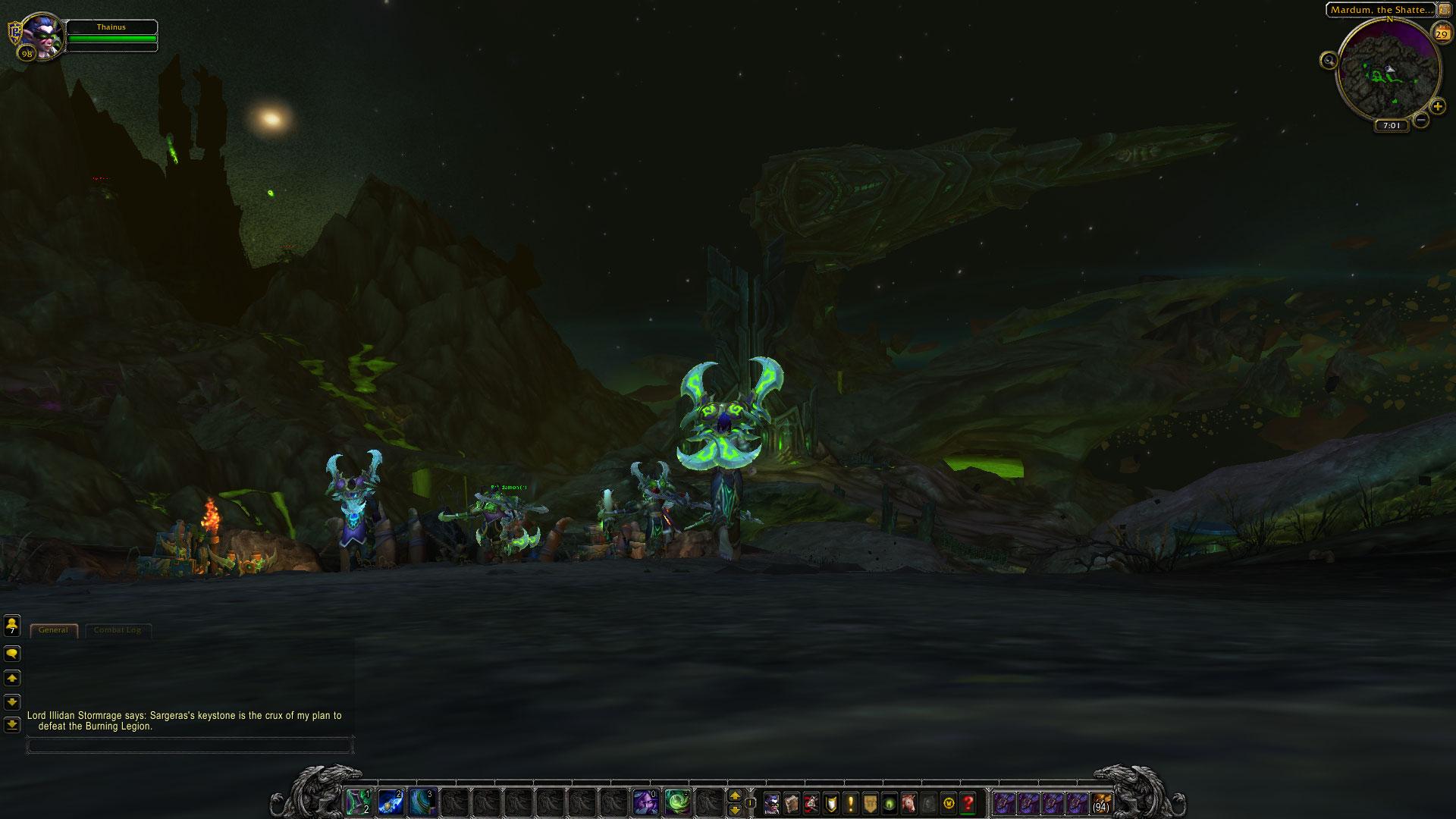 World of Warcraft: Legion fotoseriál - Plamenná legie přichází 129823