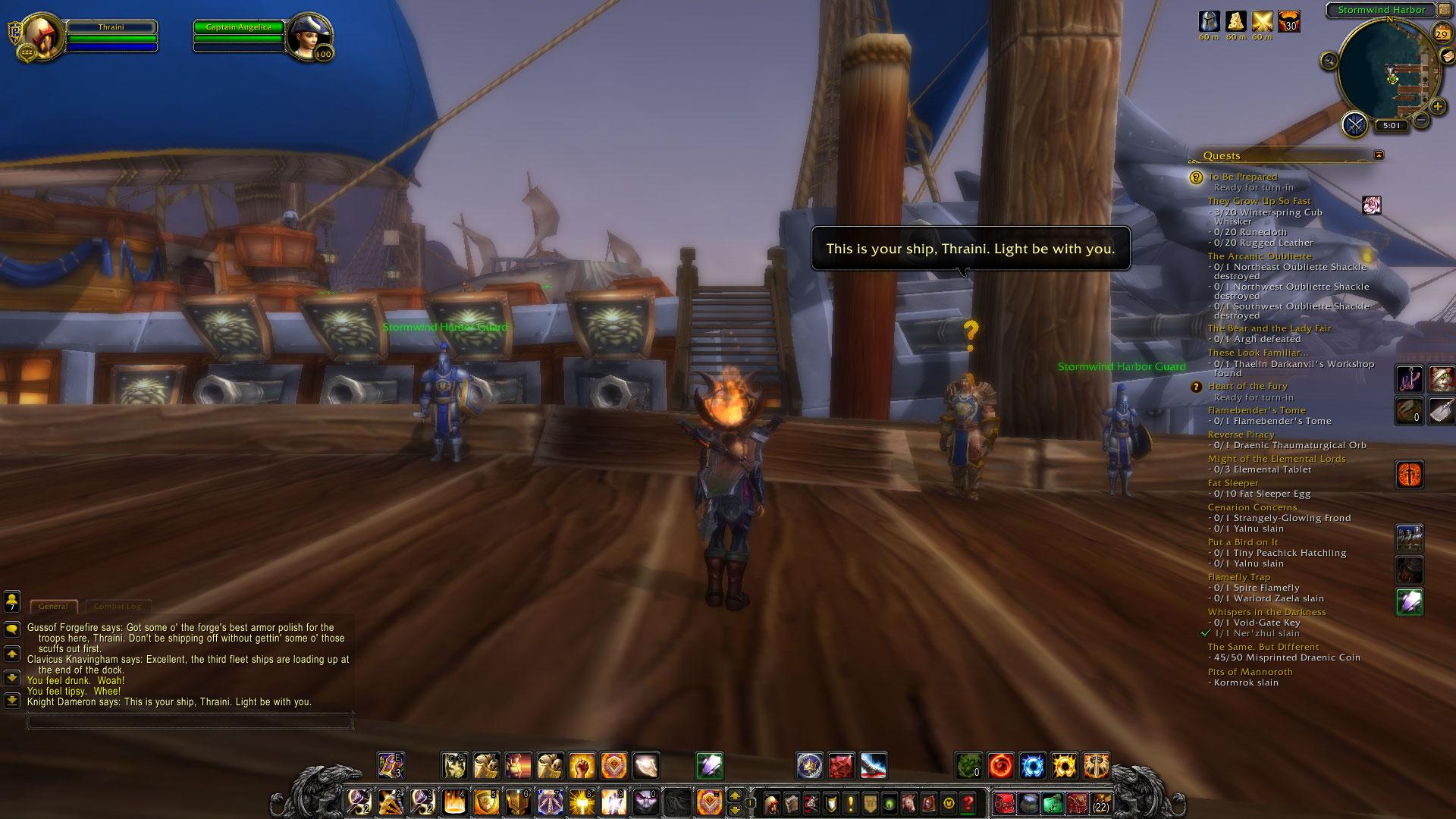 World of Warcraft: Legion fotoseriál - Plamenná legie přichází 129827