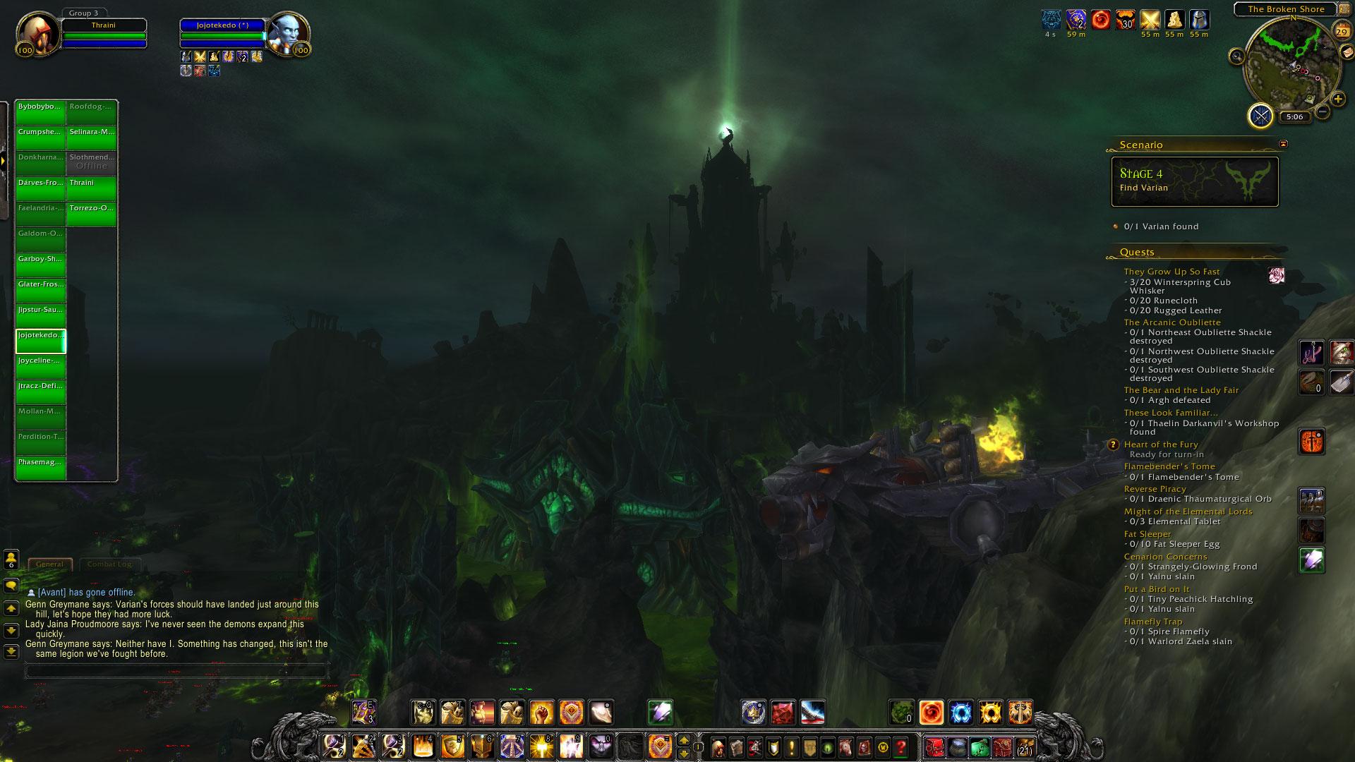 World of Warcraft: Legion fotoseriál - Plamenná legie přichází 129830