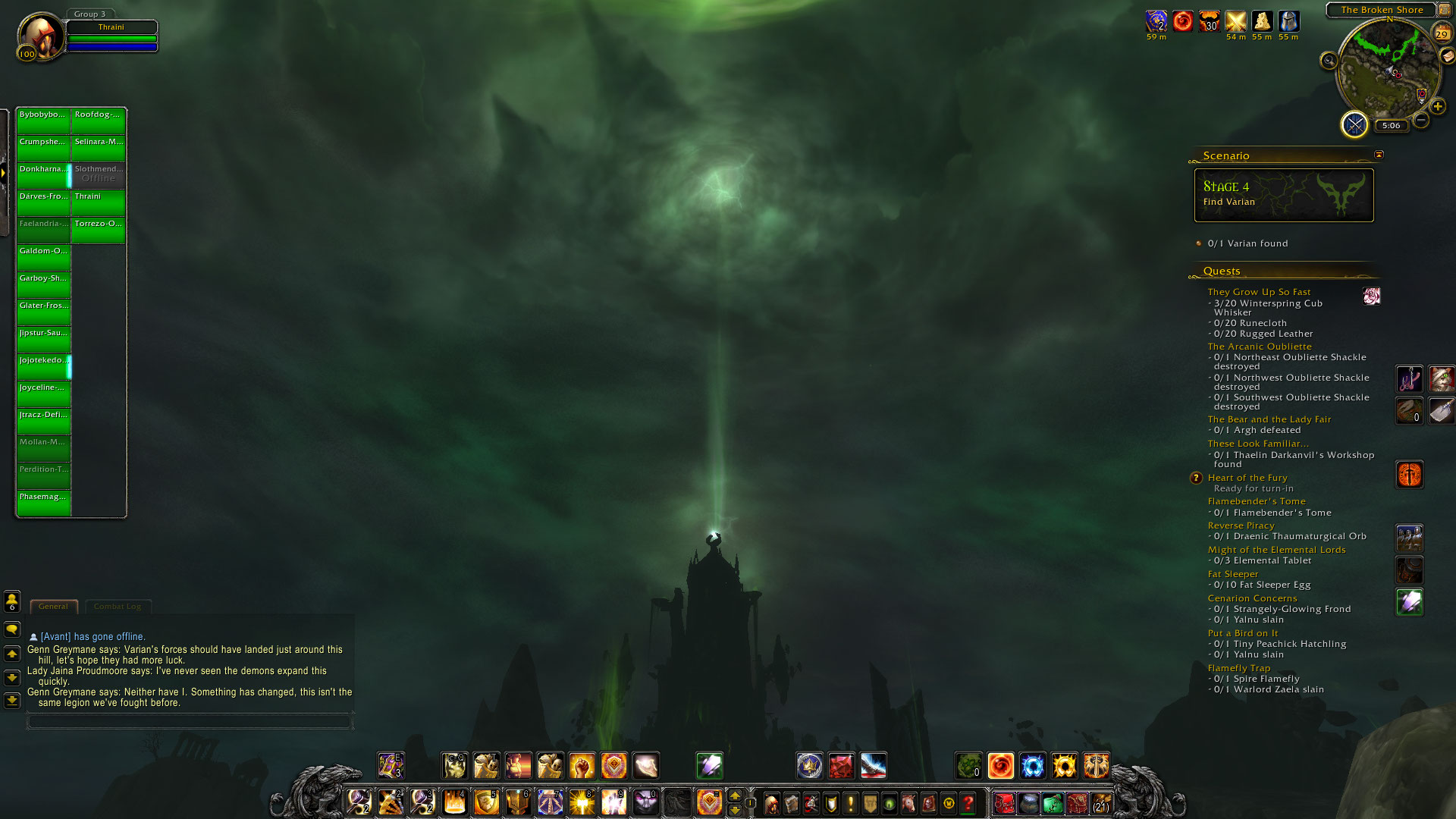 World of Warcraft: Legion fotoseriál - Plamenná legie přichází 129831