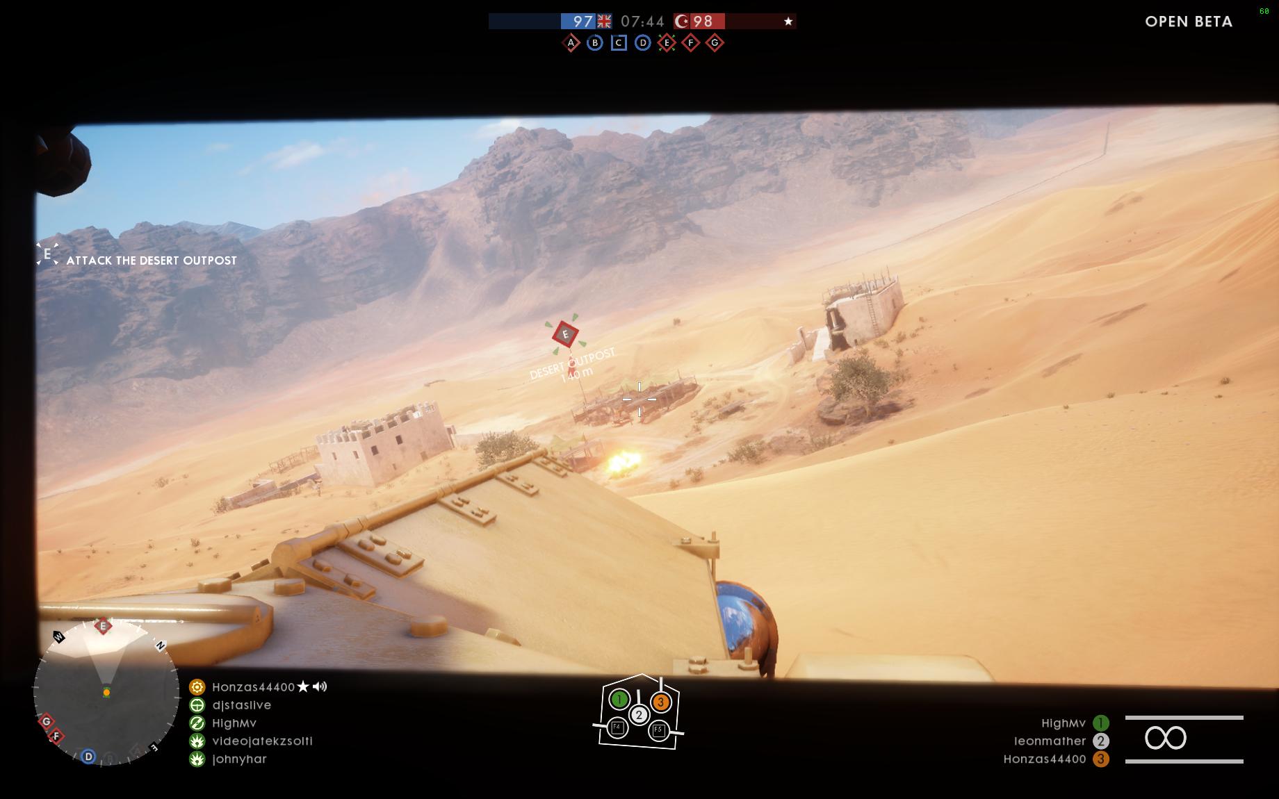 Dojmy z hraní otevřené bety Battlefield 1 129854