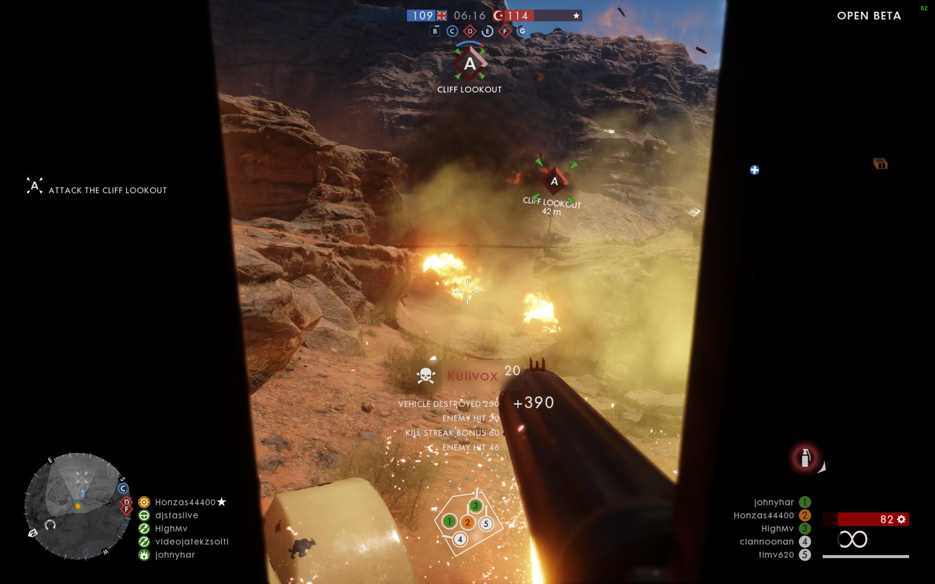 Dojmy z hraní otevřené bety Battlefield 1 129855