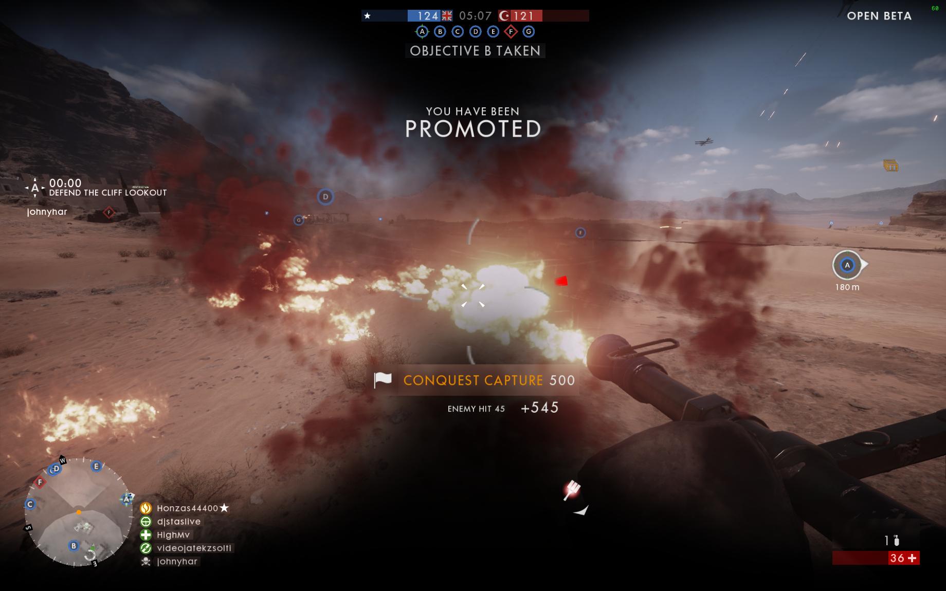 Dojmy z hraní otevřené bety Battlefield 1 129856