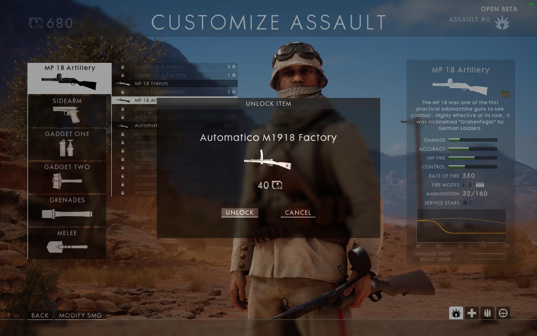 Dojmy z hraní otevřené bety Battlefield 1 129865