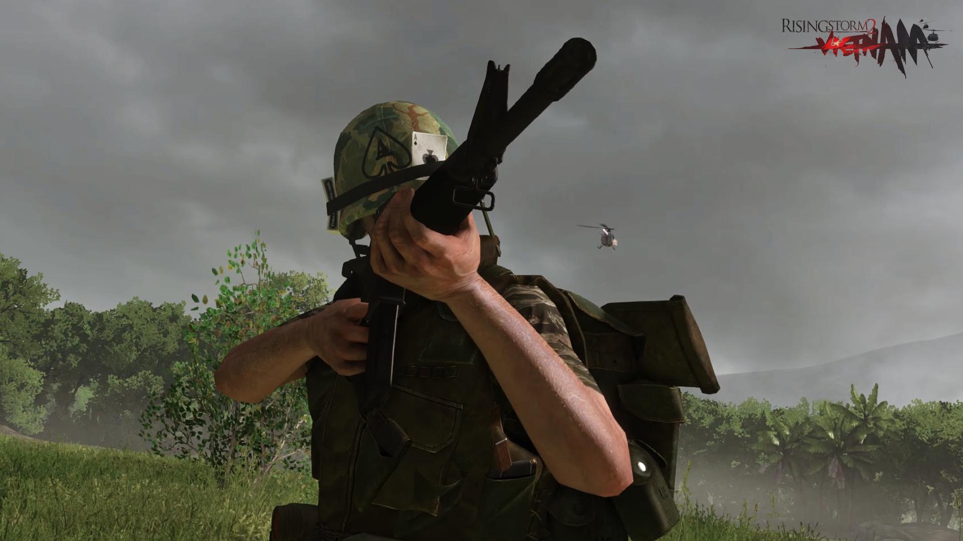 Rising Storm 2: Vietnam nabídne ovladatelné vrtulníky 129879