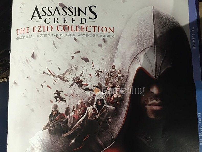 Fotka neoznámené kolekce Assassin's Creed s Eziem 129892