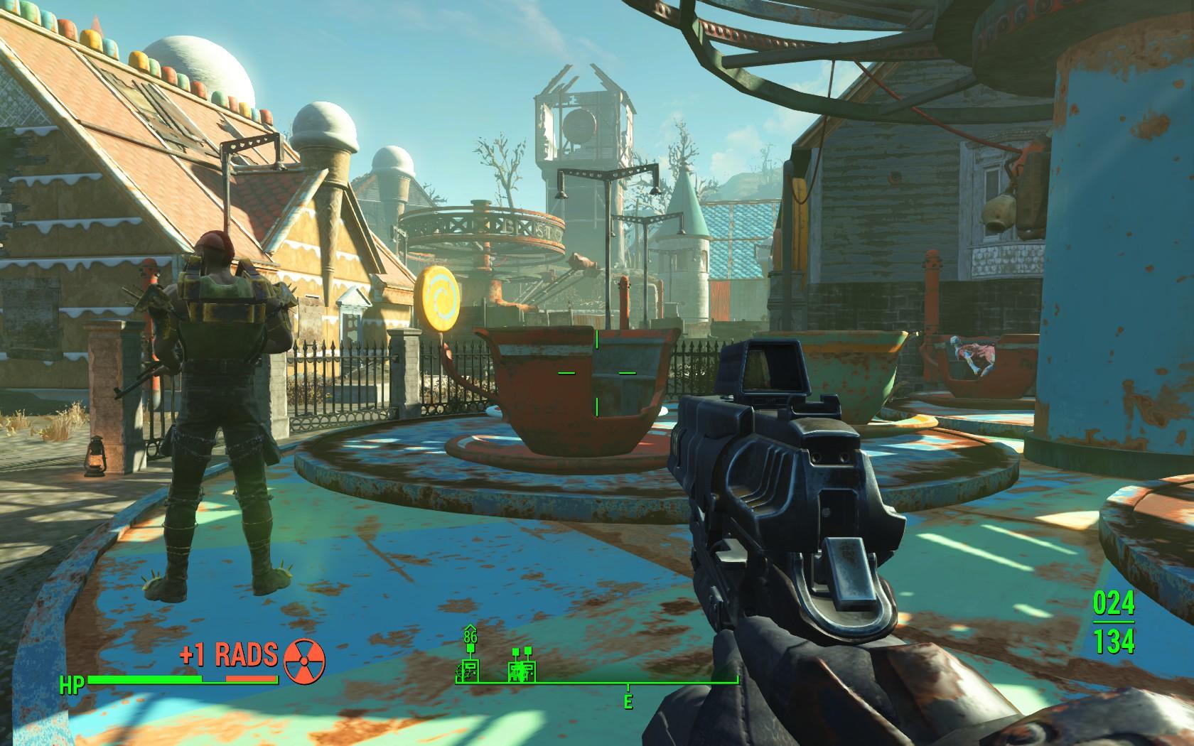 Fallout 4 - druhá várka DLC pod drobnohledem 129937