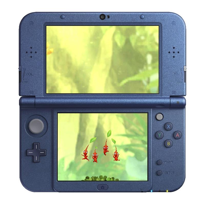 Konzole 3DS se dočká side-scrolleru s Pikminy 130024