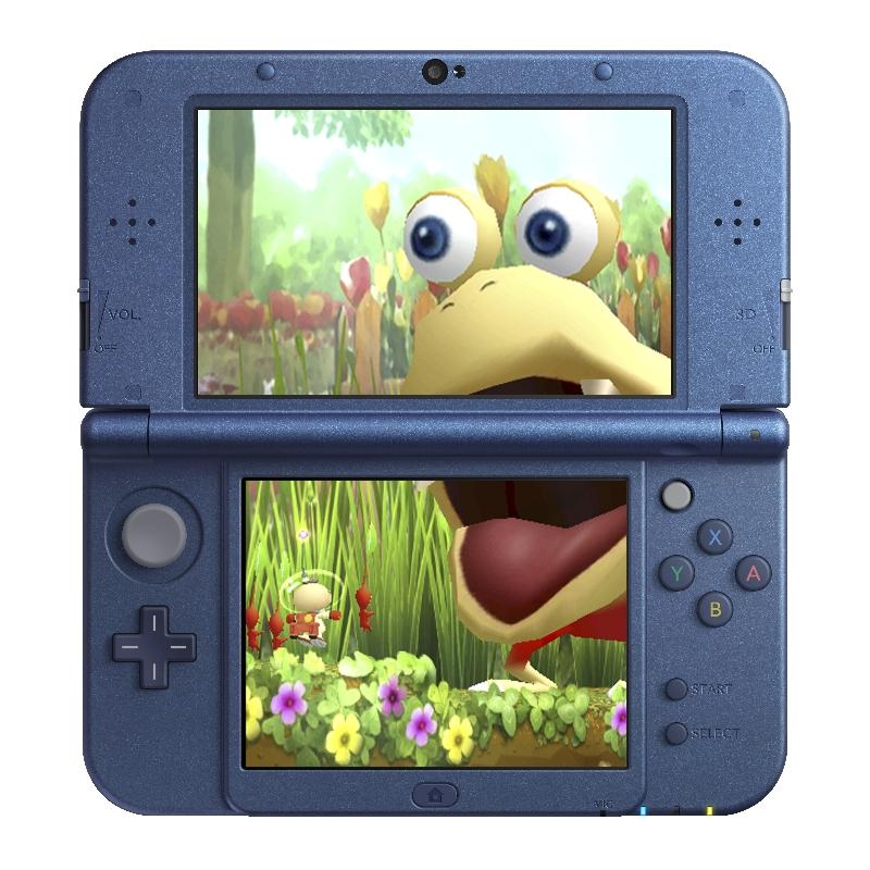 Konzole 3DS se dočká side-scrolleru s Pikminy 130029