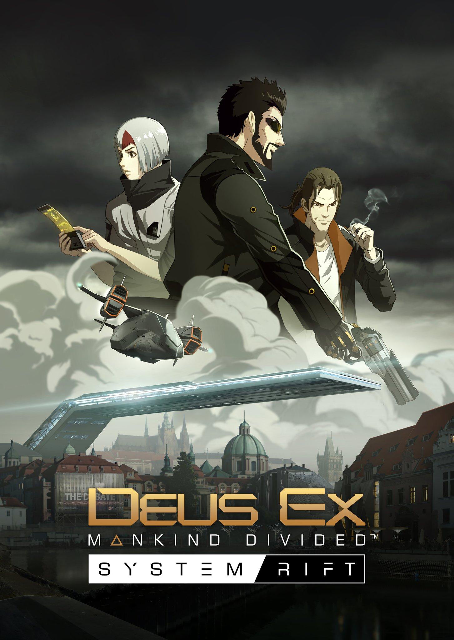 V prvním DLC pro Deus Ex: Mankind Divided se vrátí Frank Pritchard 130030