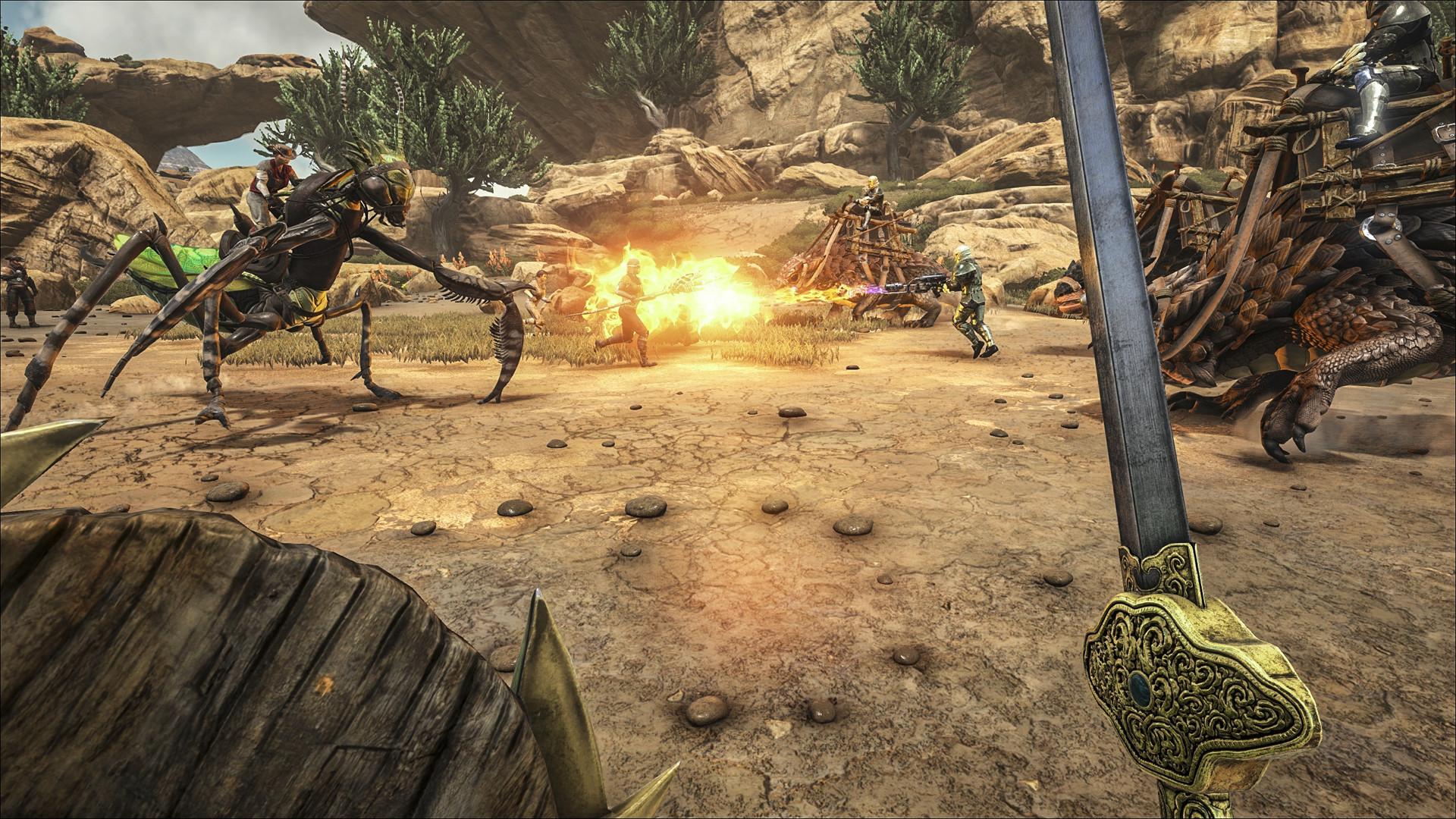 Přežívání v ARK: Survival Evolved bude náročnější 130041