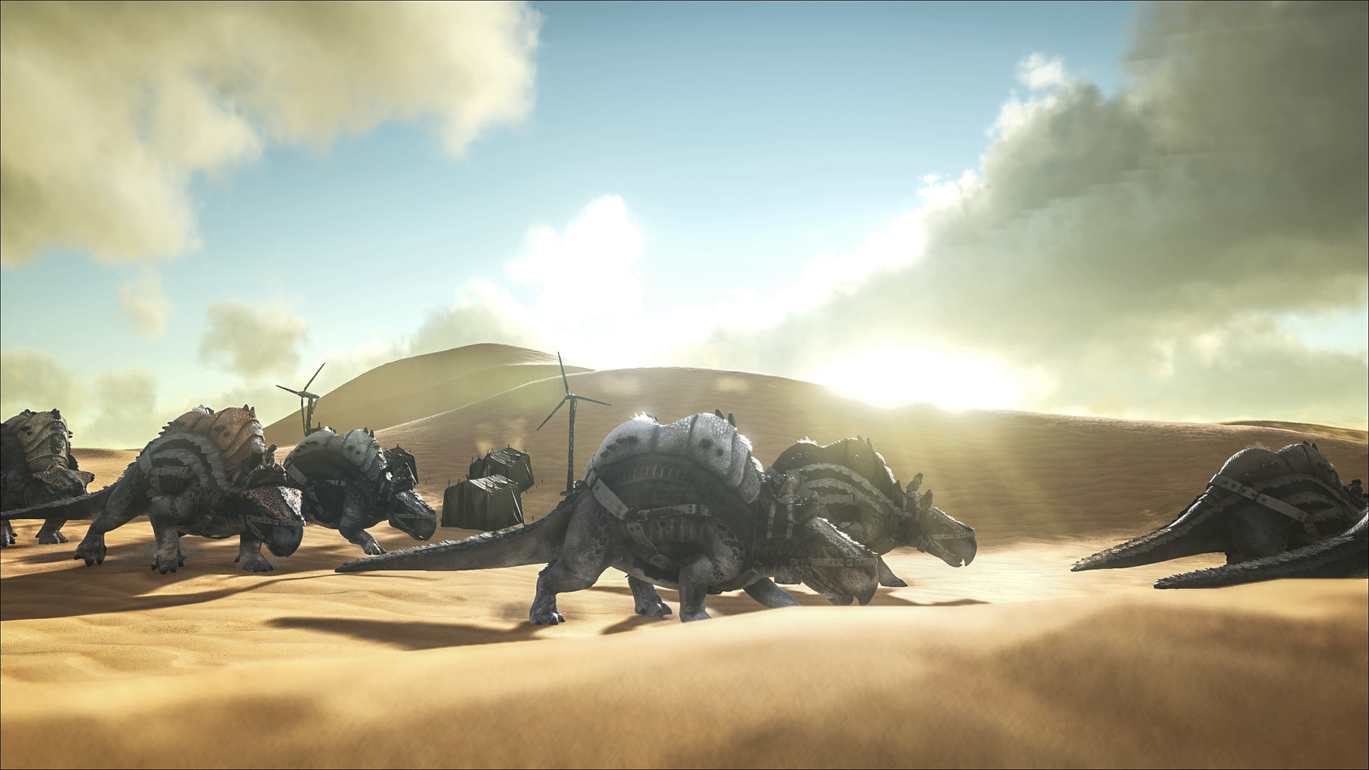 Přežívání v ARK: Survival Evolved bude náročnější 130045