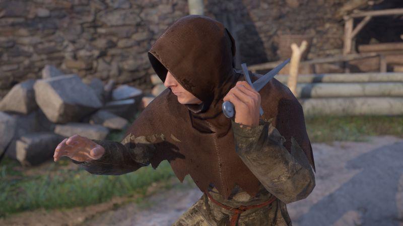 Warhorse předvádí odolnost různých typů zbroje v Kingdom Come: Deliverance 130050