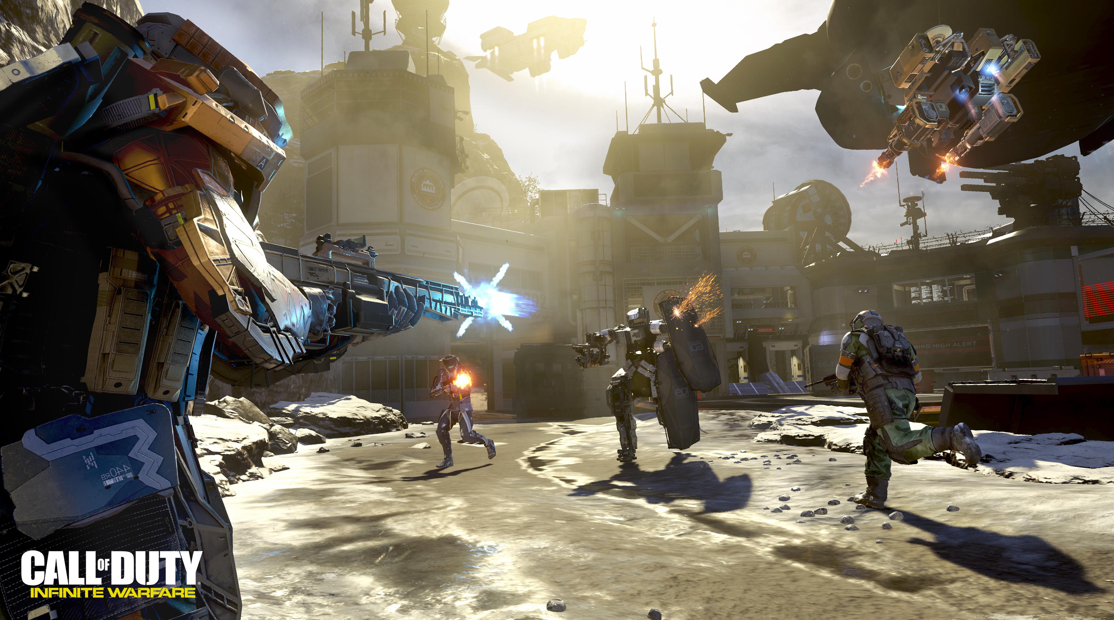 Nové gameplay záběry z kampaně Call of Duty: Infinite Warfare 130063