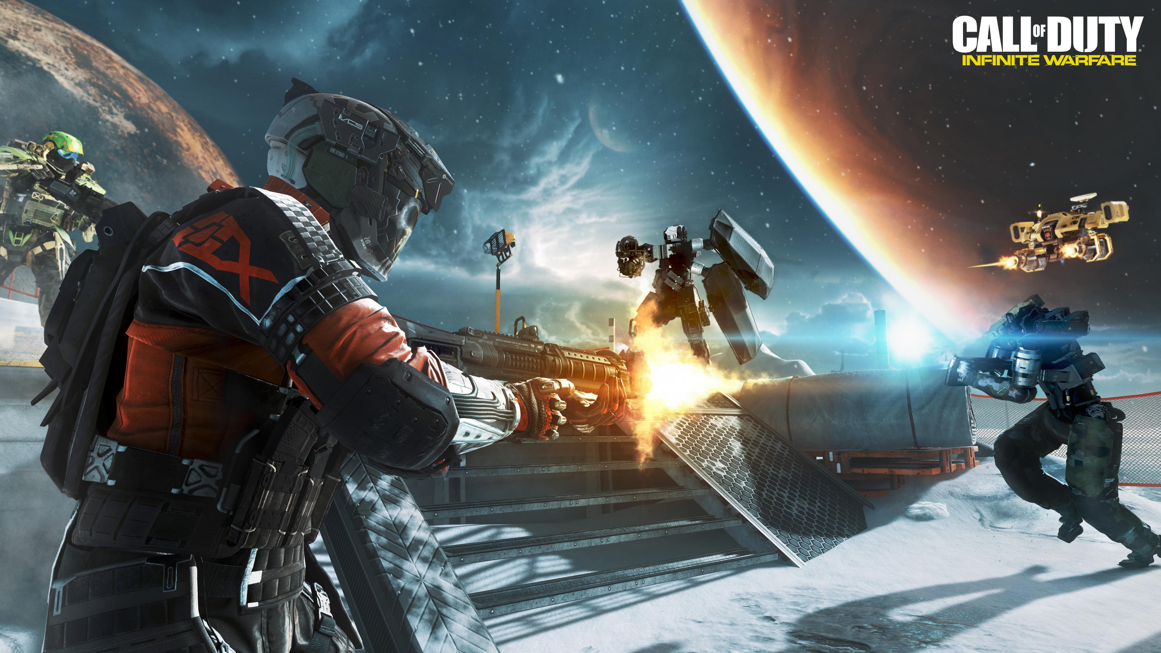 Call of Duty: Infinite Warfare - vše, co byste měli vědět, na jednom místě 130065