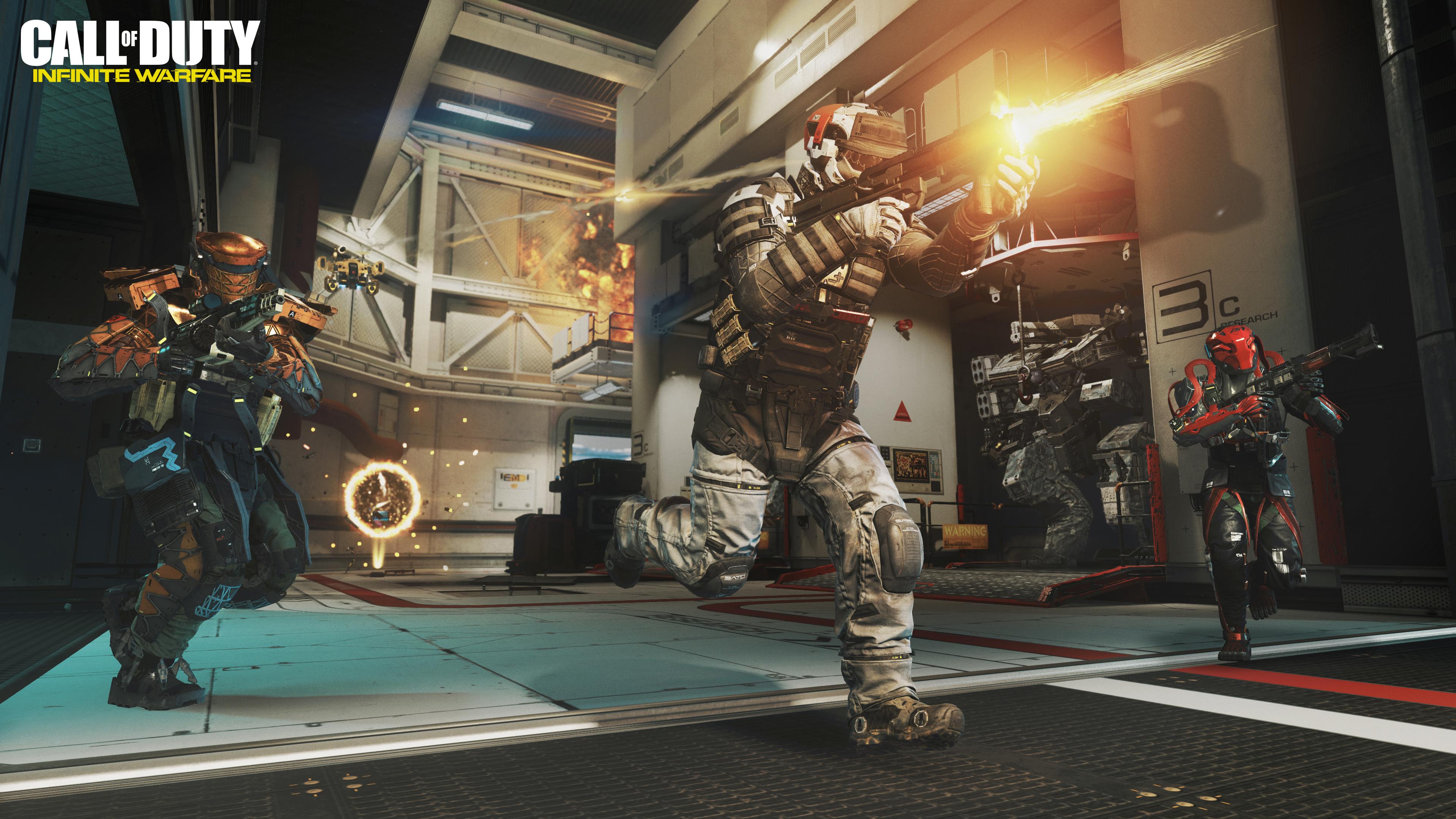 Call of Duty: Infinite Warfare - vše, co byste měli vědět, na jednom místě 130066