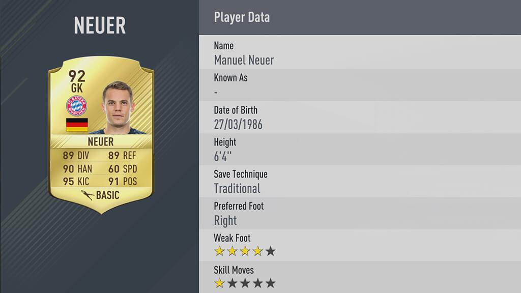 50 nejlepších hráčů FIFA 17 130081