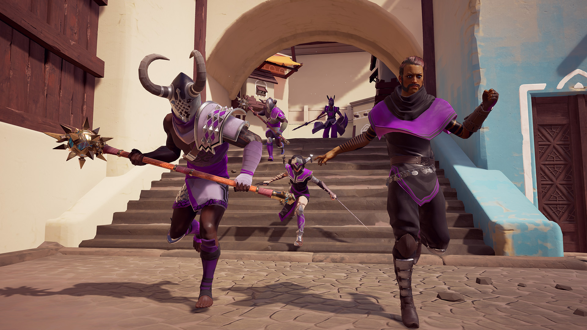Nové gameplay záběry z Mirage: Arcane Warfare 130109