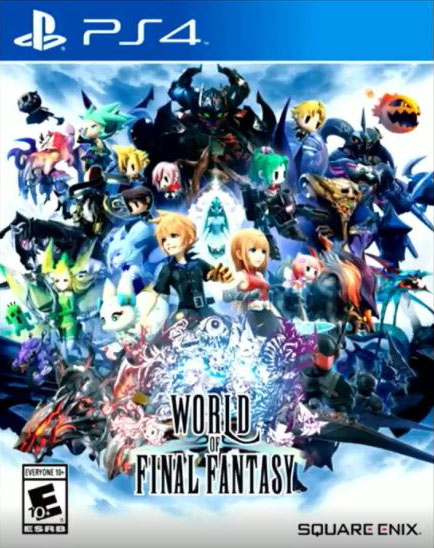 World of Final Fantasy v traileru pro PAX West 2016 130119