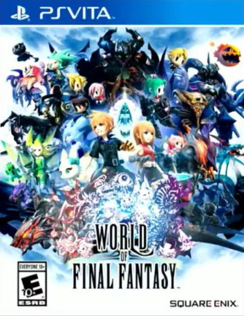 World of Final Fantasy v traileru pro PAX West 2016 130120