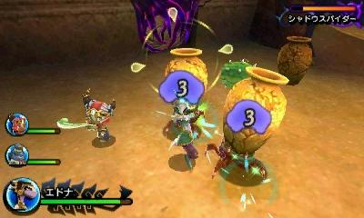 Nový gameplay z Ever Oasis doprovází screenshoty 130140