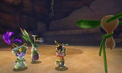 Nový gameplay z Ever Oasis doprovází screenshoty 130142