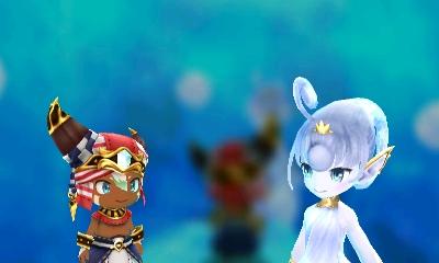 Nový gameplay z Ever Oasis doprovází screenshoty 130143