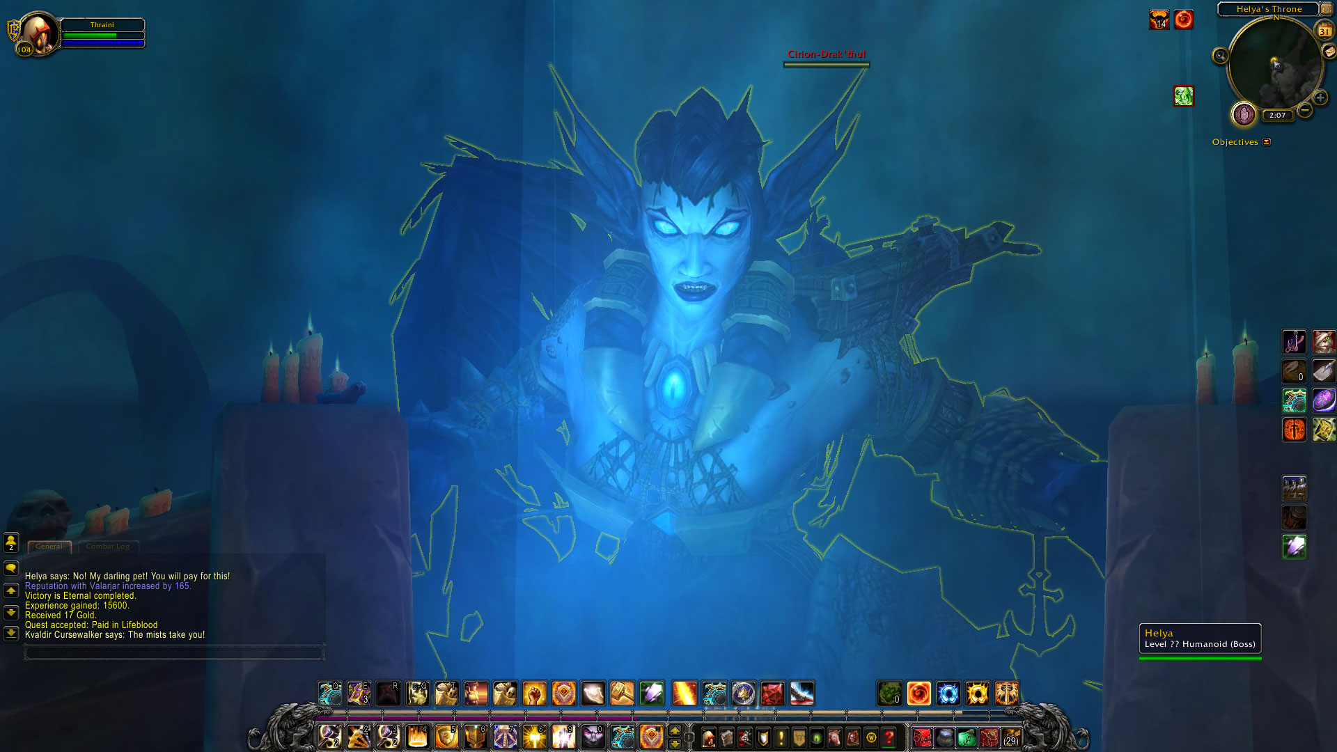 World of Warcraft: Legion – Azeroth znovu v ohrožení 130234