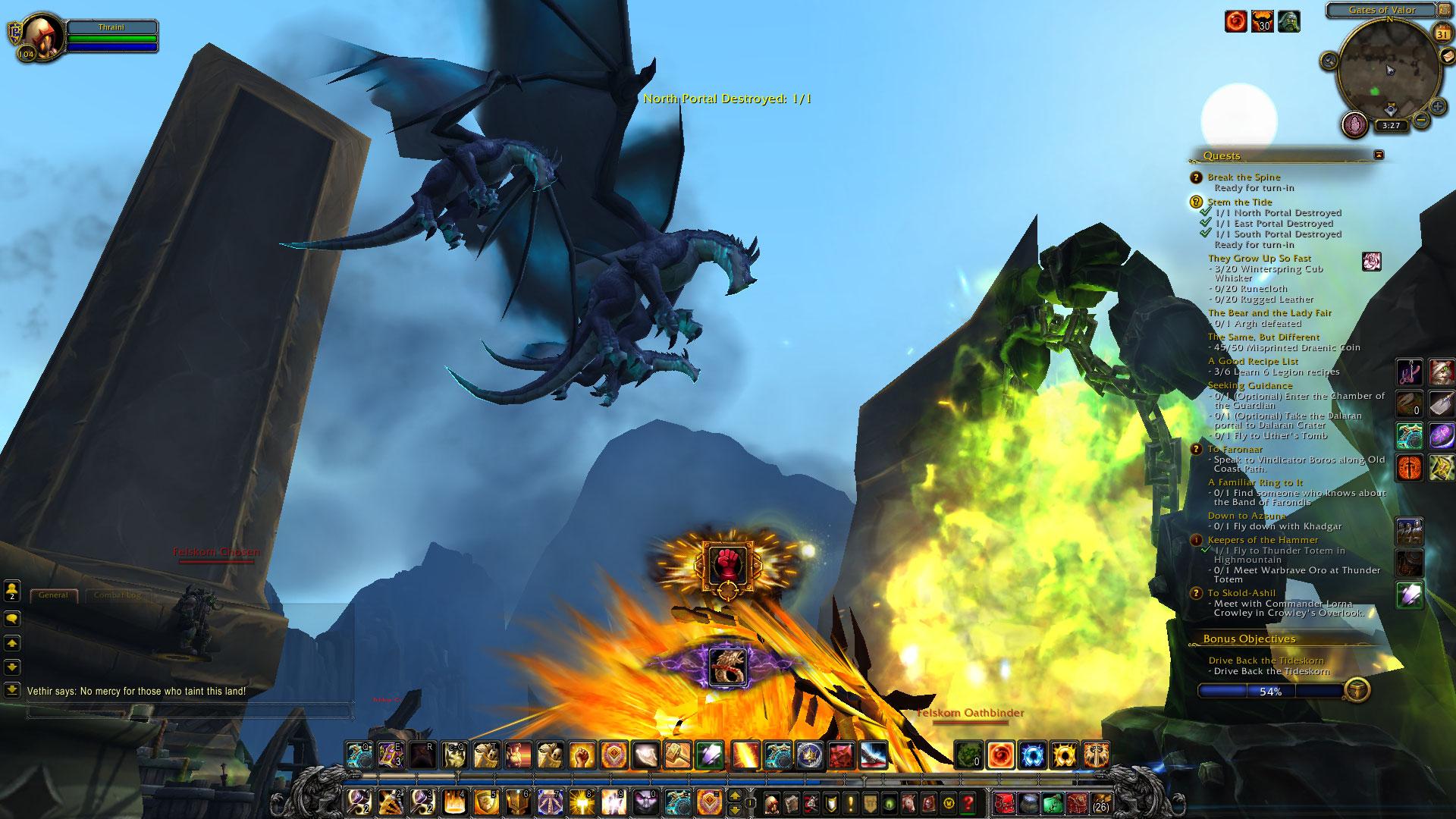 World of Warcraft: Legion – Azeroth znovu v ohrožení 130235