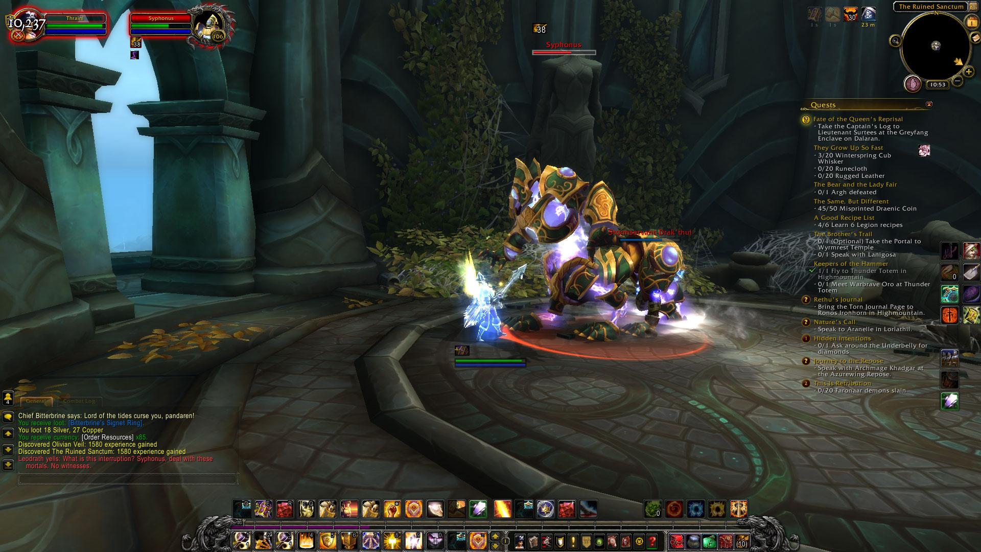 World of Warcraft: Legion – Azeroth znovu v ohrožení 130237