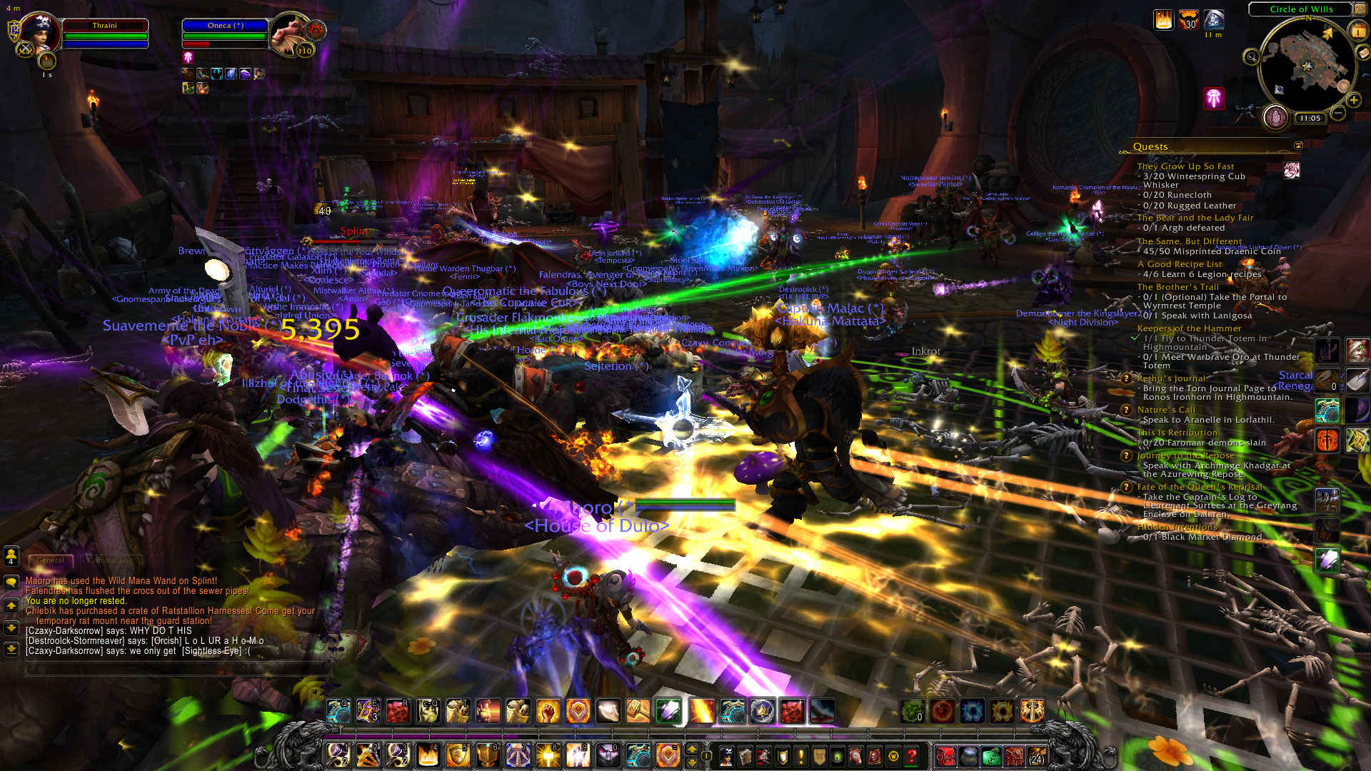 World of Warcraft: Legion – Azeroth znovu v ohrožení 130238
