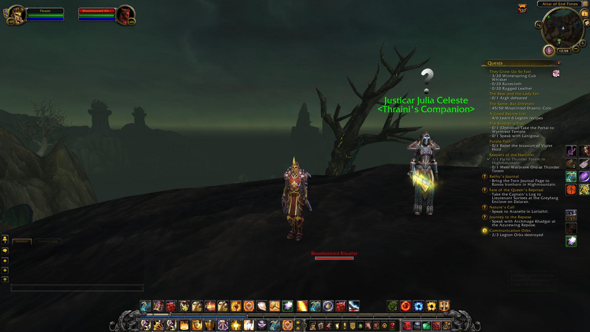 World of Warcraft: Legion – Azeroth znovu v ohrožení 130239