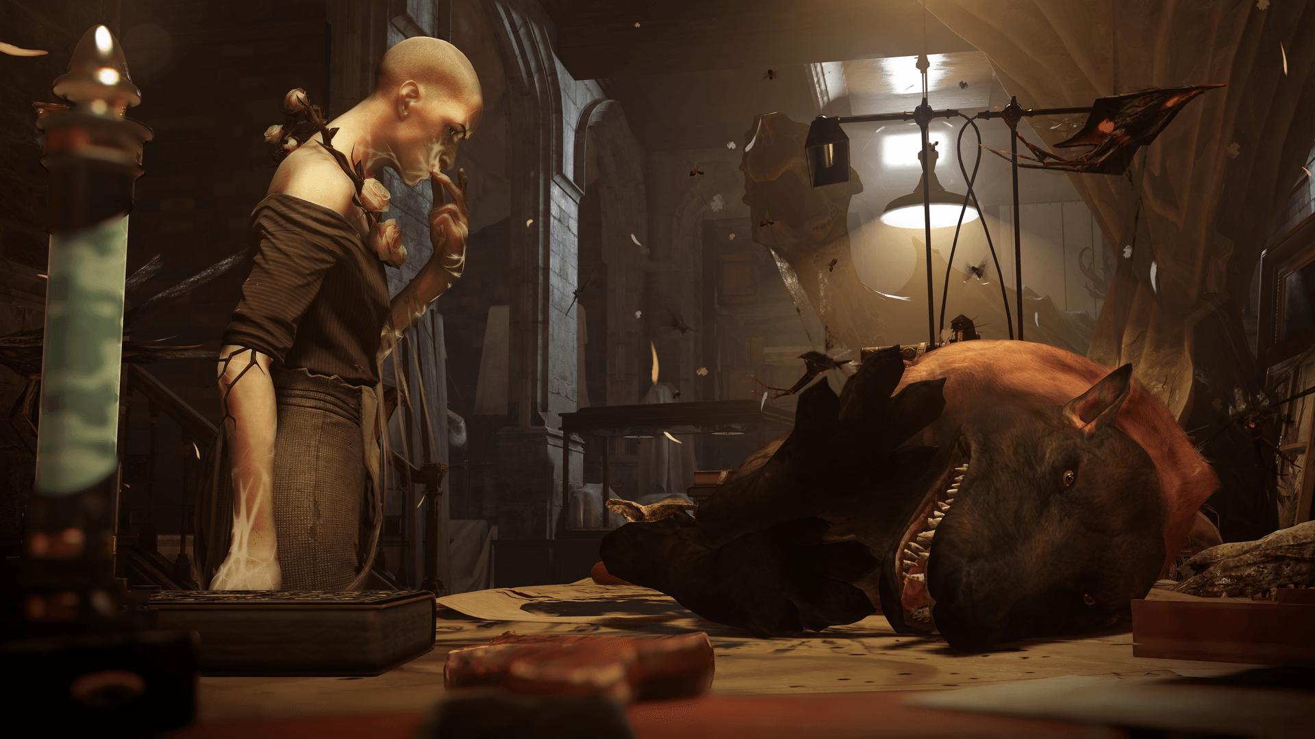 Nové screenshoty z Dishonored 2 130246