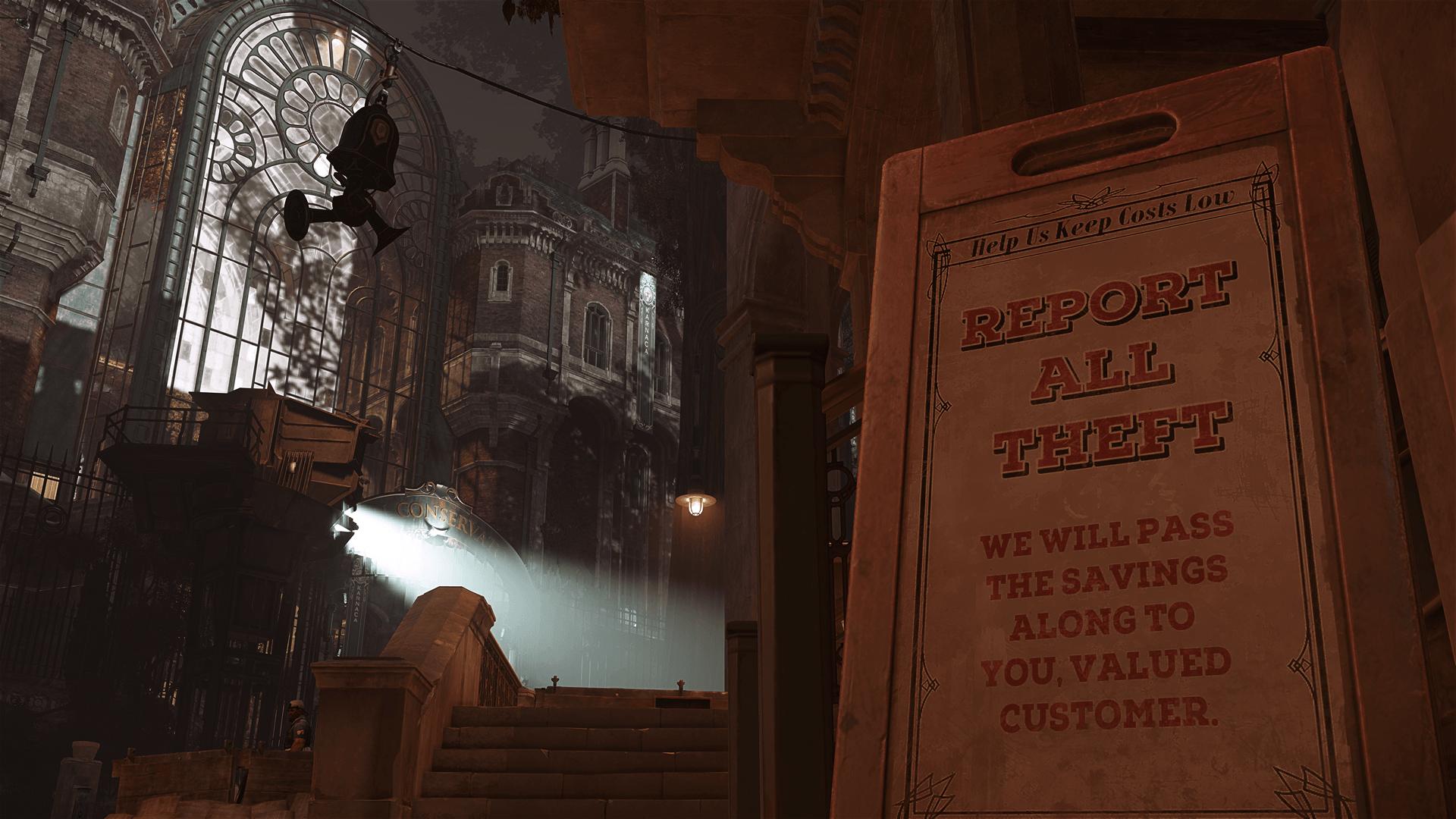 Nové screenshoty z Dishonored 2 130248